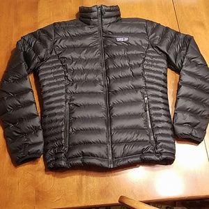 Patagonia down-filled Puffer jacket coat